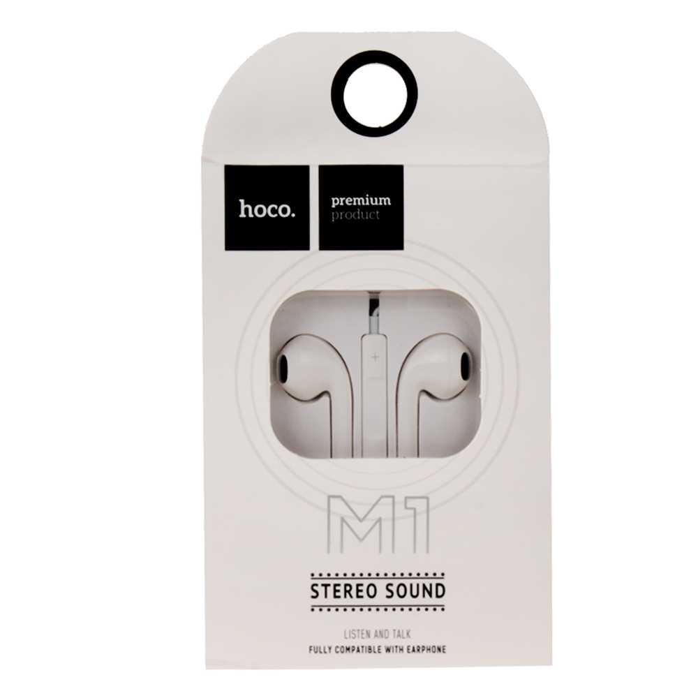 Гарнитура Hoco M1(EarPods)